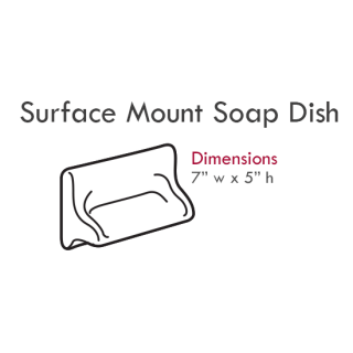 accessory-surface-mount-soap-dish