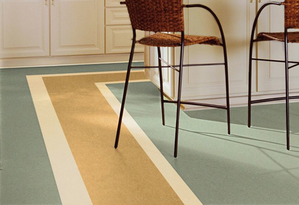 Linoleum flooring company great american floors for Great american flooring