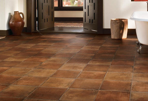 Armstrong vinyl sheets flooring company great american for Linoleum flooring companies