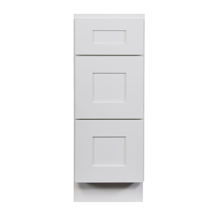bathroom-cabinet-drawer-base-shaker-white-VDB1221-3  sc 1 st  Great American Floors : bathroom cabinet brands - Cheerinfomania.Com