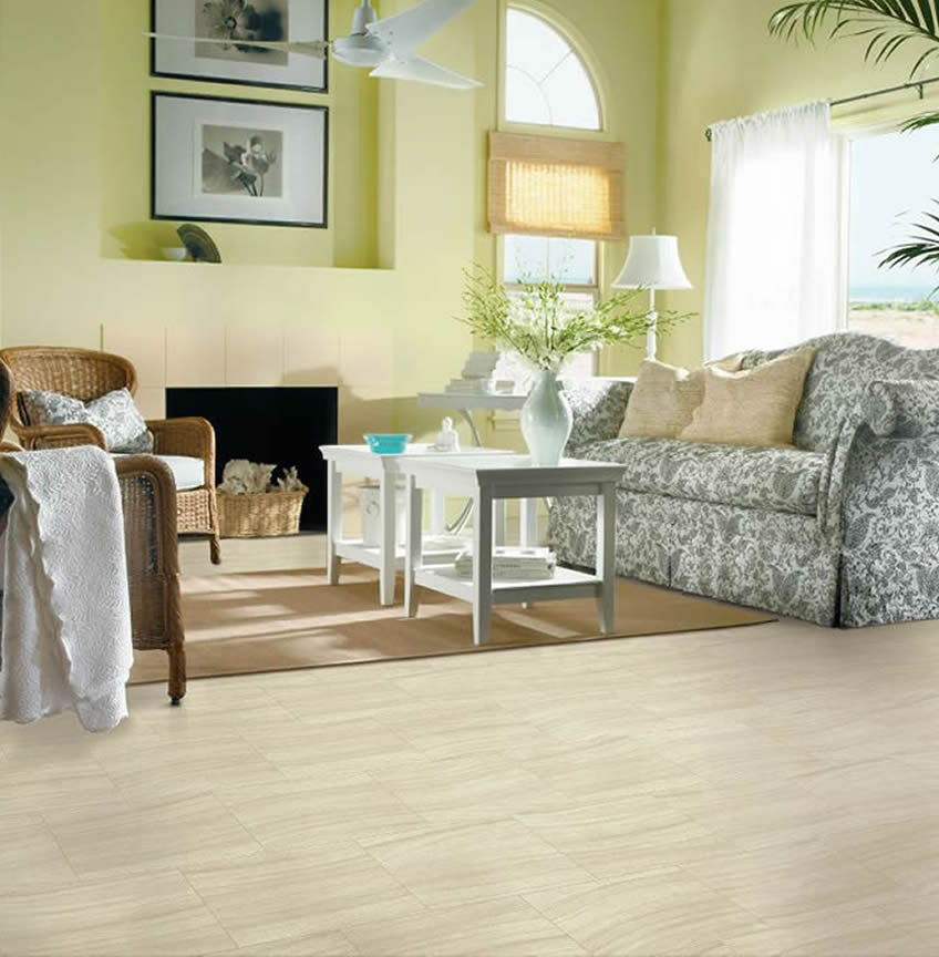 Care Free Sheet Vinyl Flooring Is Perfect For Kitchens It: Vinyl Sheet Flooring Company